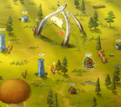 Hra - Civilizations Wars 4