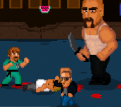 Hra - Fist Puncher: Streets of Outrage