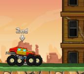 Hra - Big Trucks League