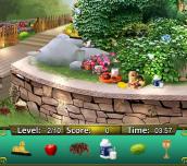 Hra - Garden Secrets Hidden Objects