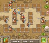 Hra - Crusader Defense Level Pack