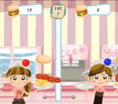Hra - Catch My Burger