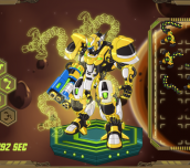 Hra - Super Robo Fighter 2