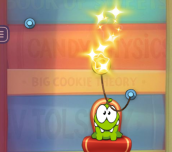 Hra - Cut the Rope: Experiments