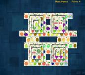 Hra - Blue Mahjong HD