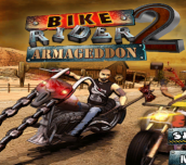 Hra - Bike Rider 2: Armageddon