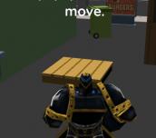 Hra - Robot City Simulator