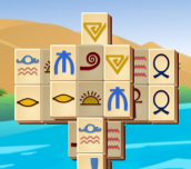 Hra - Ancient Egypt Mahjong