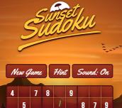 Hra - Sunset Sudoku