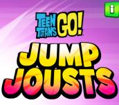 Hra - Teen Titans Go: Jump Jousts