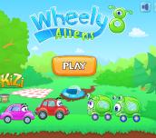 Hra - Wheely 8