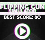 Hra - Flipping Gun Simulator