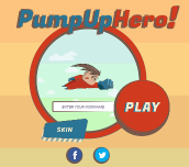 Hra - Pump Up Hero