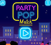 Hra - Party Pop Match