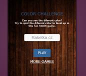 Hra - Color Challenge