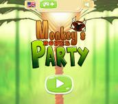 Hra - Monkeys Ropes Party
