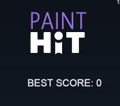 Hra - Paint Hit
