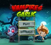 Hra - Vampires and Garlic