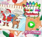 Hra - Color Me Christmass