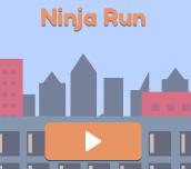 Hra - Run Ninja