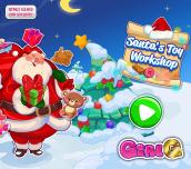 Hra - Santa's Toy Workshop