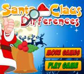 Hra - Santa Claus Differences