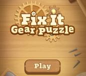 Hra - Fix It Gear Puzzle