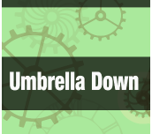 Hra - Umbrella Down