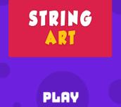 Hra - String Art