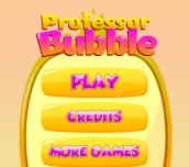 Hra - Professor Bubble