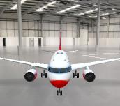 Hra - Boeing Flight Simulator 3D