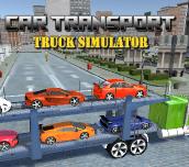 Hra - Car Transport Truck Simulator 2