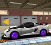 Hra - Sports Car Drift