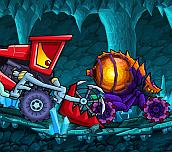 Hra - Car Eats Car Dungeon Adventure