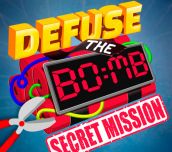 Defuse the Bomb: Secret Mission