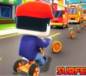 Hra - Bus Surfers