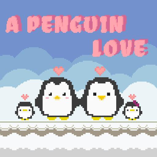 A Penguin Love