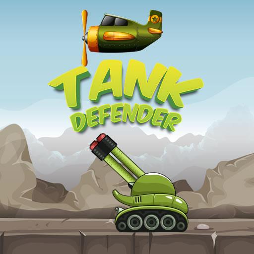 Hra - Tank Defender