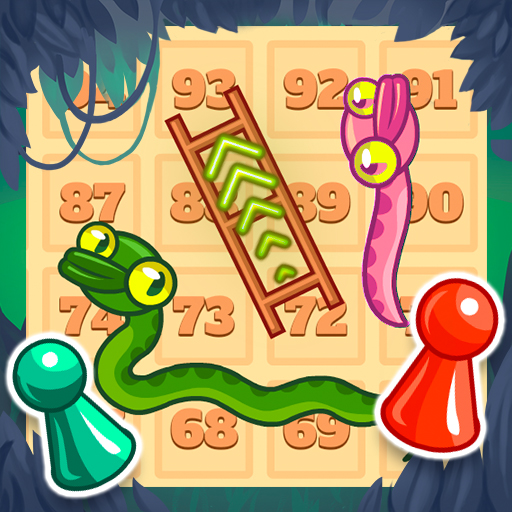 Hra - Snakes and Ladders 2