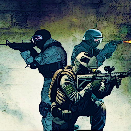 Hra - Counter Commando