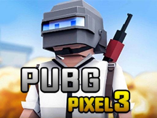 Hra - PUBG PIXEL3