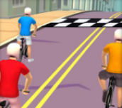Hra - Bike Rush