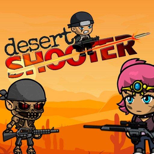 Hra - Desert Shooter