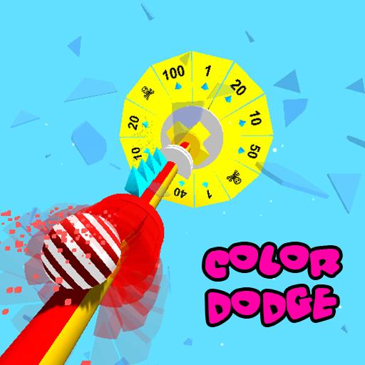 Hra - Color Dodge