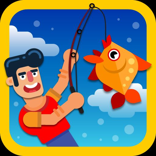 Hra - Fishing.io