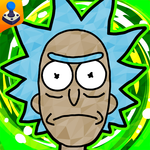 Hra - Rick and Morty Adventure