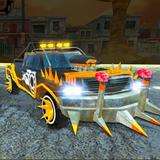Hra - Desert City Stunt