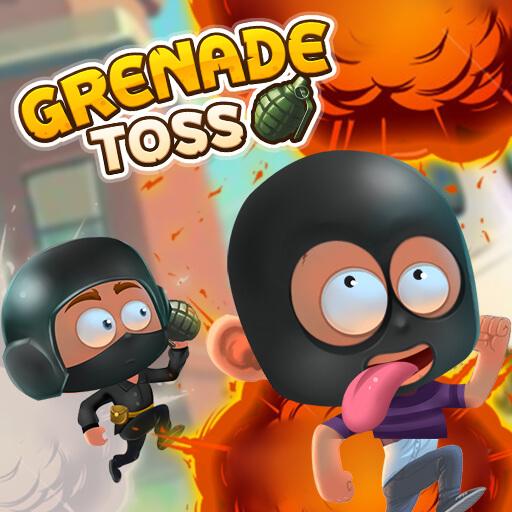Hra - Grenade Toss