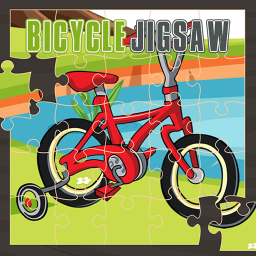 Hra - Bicycle Jigsaw