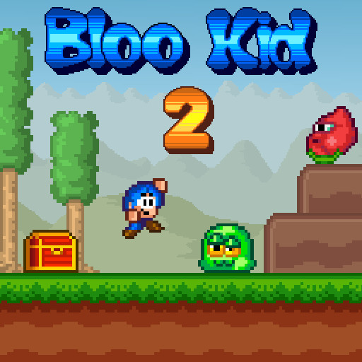 Hra - Bloo Kid 2
